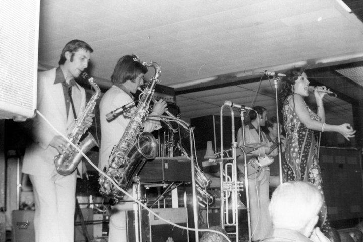 ANA KIRO Y LOS RÍTMICOS [1973]